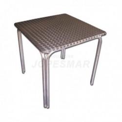 Mesa Terraza de aluminio