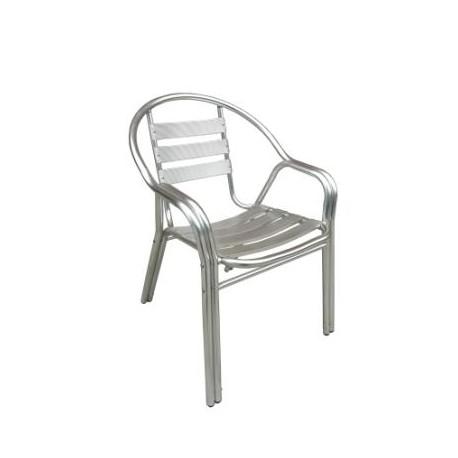 Oferta Silla Aluminio Para Terraza
